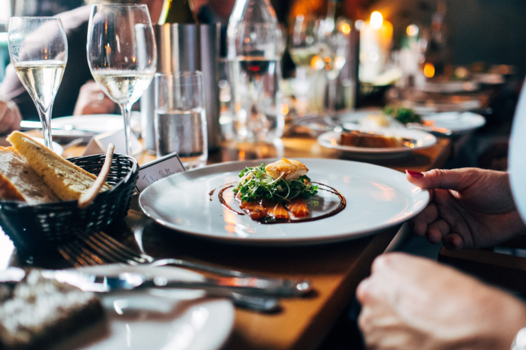 Zug Restaurant: Täglich frische Tagesmenüs